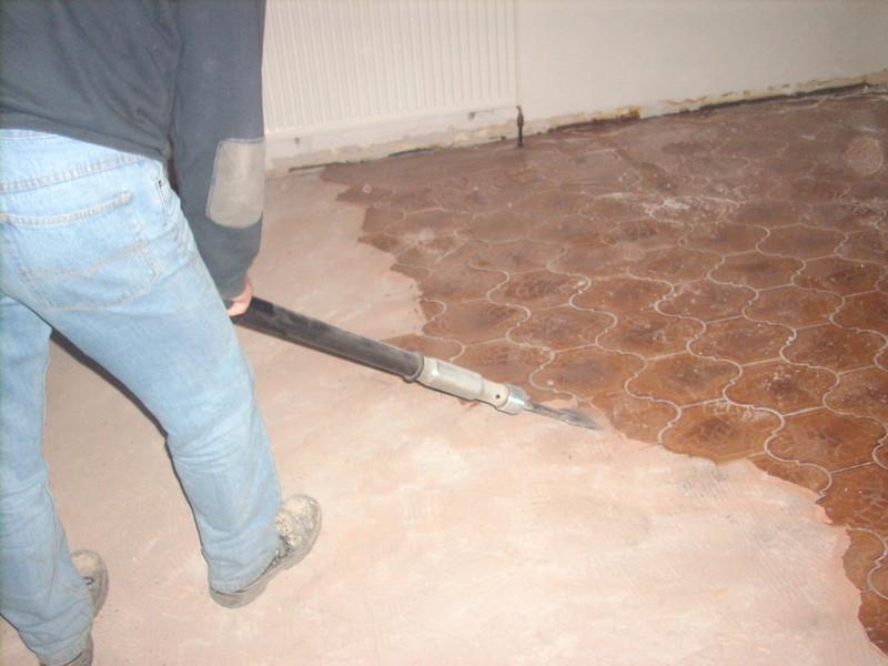 Fußboden Teppich Entfernen ~ Parkett neutard entfernen großer fliesenflächen und ander